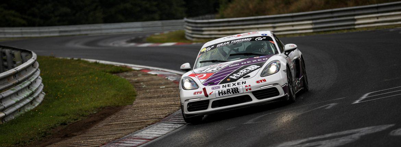 Nexen Motorsport-Porsche Cayman S